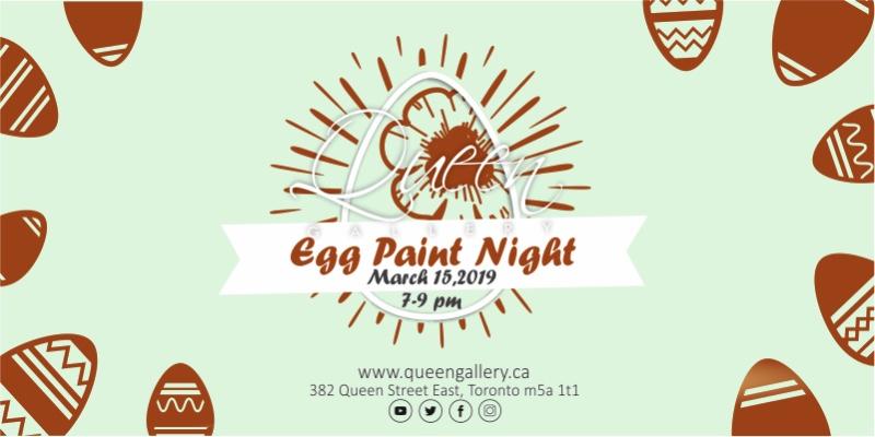 Egg Paint Night